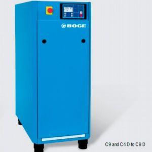 Винтовые компрессоры СD4 - CD9 с впрыском масла, осушителем