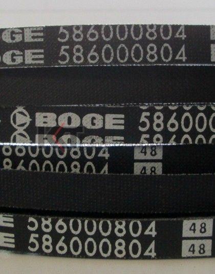586000804P Ремень клиновой BOGE