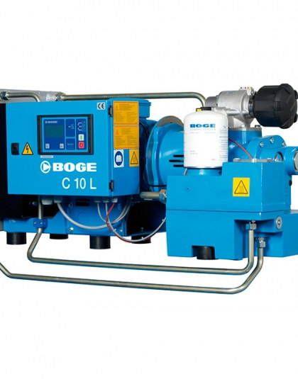 Компактные винтовые компрессоры CL10 - CL20