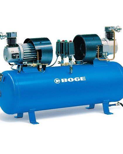 Дуплексные компрессоры SBD125D - SBD250D