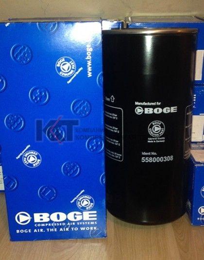 558000308 Масляный фильтр BOGE
