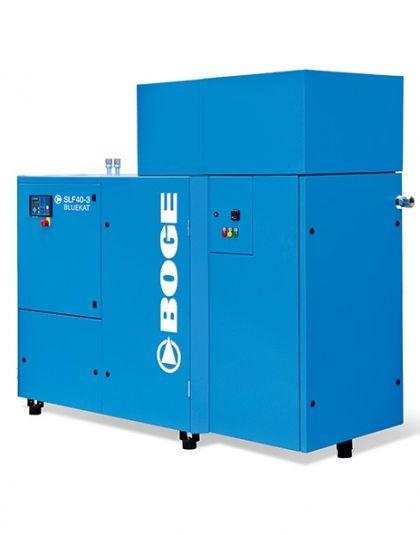 Безмасляные винтовые компрессоры серии Bluekat