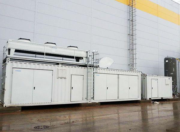 контейнеры BOGE