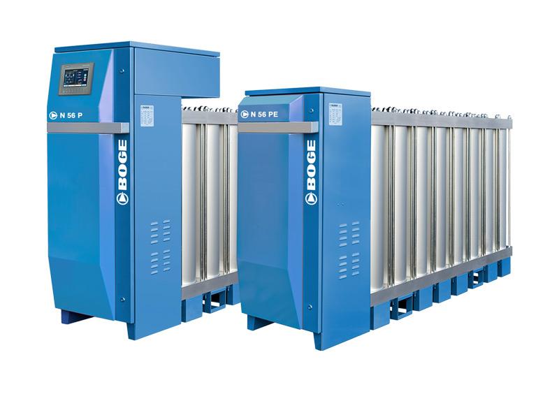 Генераторы азота N7P - N64P
