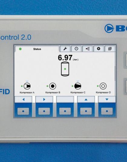 Системы управления Base control / Focus control 2.0