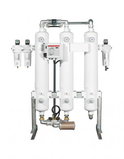 Адсорбционный осушитель DASZ‑P-2 серии для дыхания